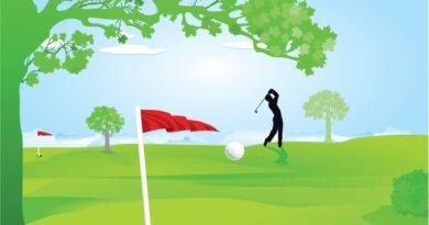 Golfbane i haven