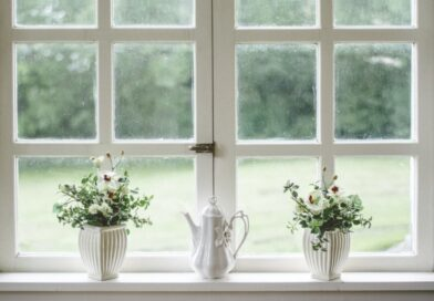 Hyr en professionel til at pudse dine vinduer