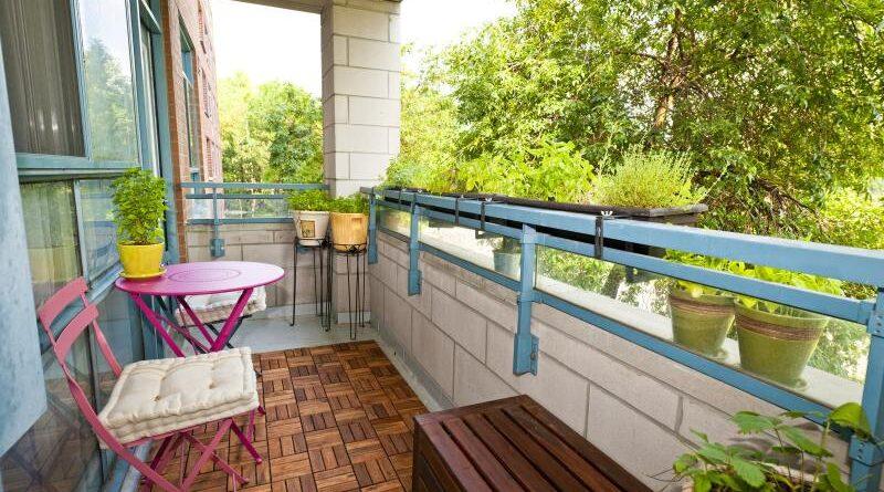 Opgradere-renovere din bolig med altan eller balkon